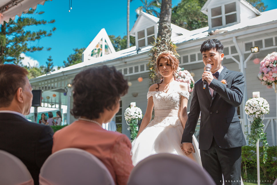 U&M 戶外證婚教堂婚禮@台北青青食尚花園/費加洛教堂(編號:307087) - 婚攝楊康影像Kstudio《結婚吧》