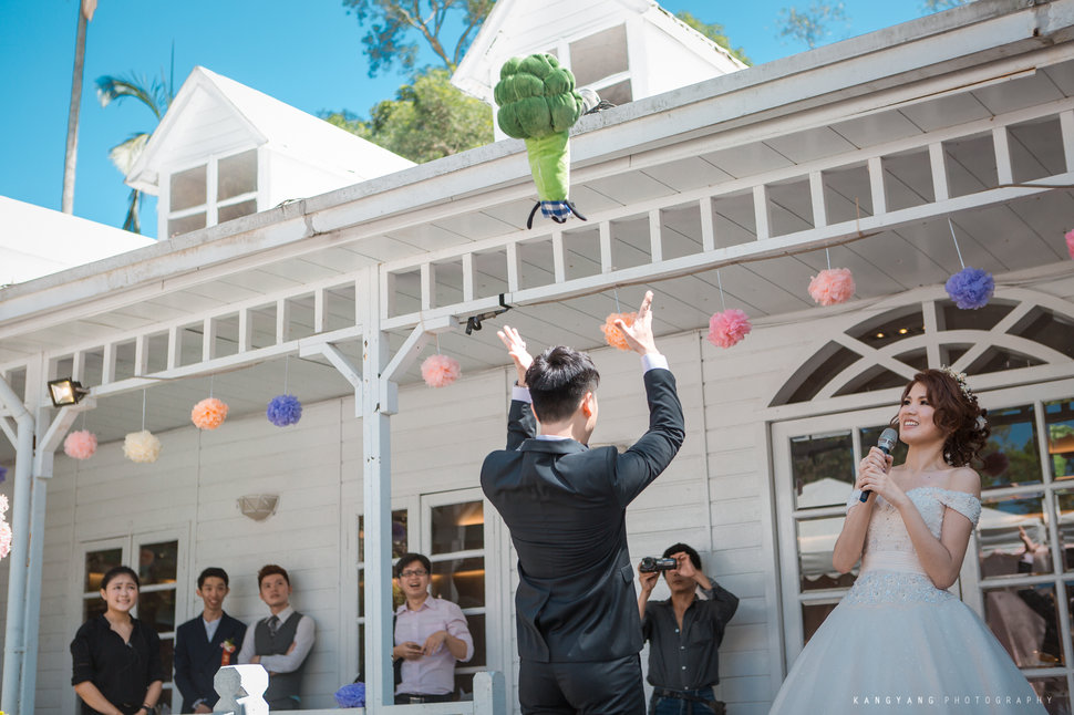 U&M 戶外證婚教堂婚禮@台北青青食尚花園/費加洛教堂(編號:307104) - 婚攝楊康影像Kstudio《結婚吧》