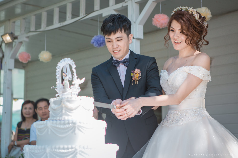 U&M 戶外證婚教堂婚禮@台北青青食尚花園/費加洛教堂(編號:307107) - 婚攝楊康影像Kstudio《結婚吧》