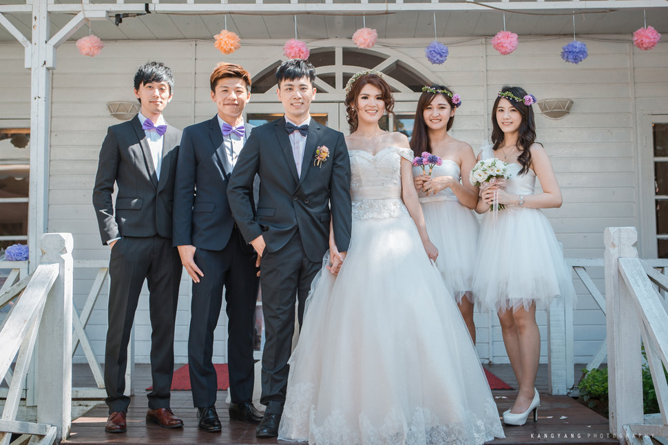 U&M 戶外證婚教堂婚禮@台北青青食尚花園/費加洛教堂(編號:307109) - 婚攝楊康影像Kstudio《結婚吧》