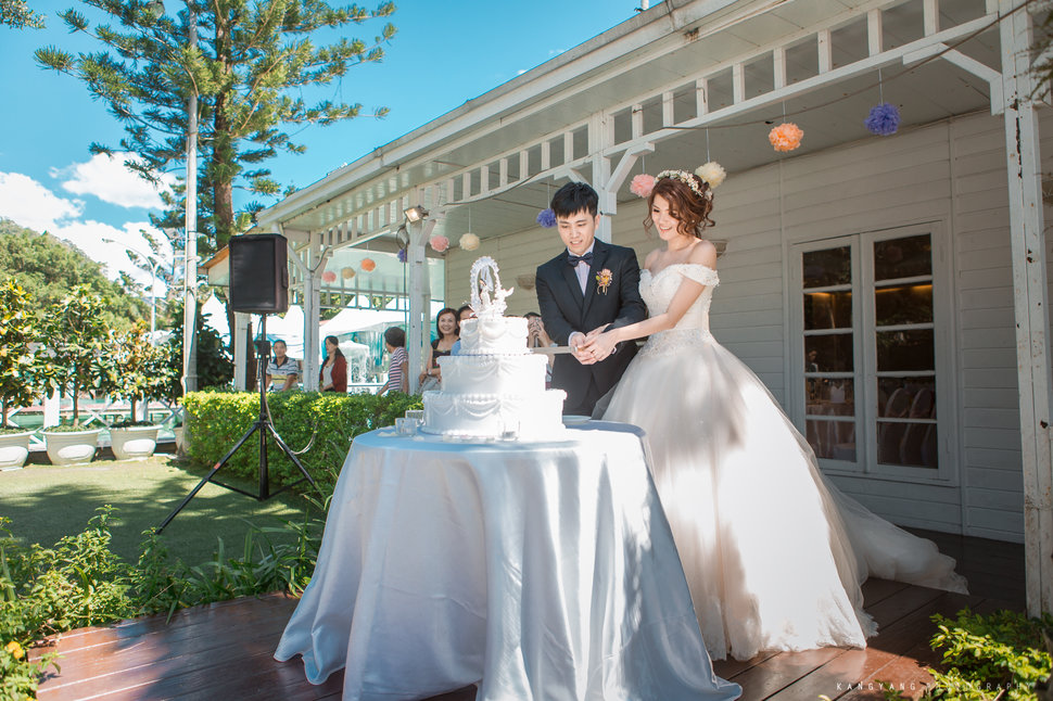 U&M 戶外證婚教堂婚禮@台北青青食尚花園/費加洛教堂(編號:307110) - 婚攝楊康影像Kstudio《結婚吧》