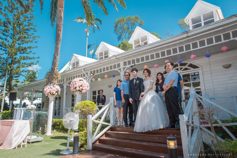 U&M 戶外證婚教堂婚禮@台北青青食尚花園/費加洛教堂(編號:307115) - 婚攝楊康影像Kstudio《結婚吧》
