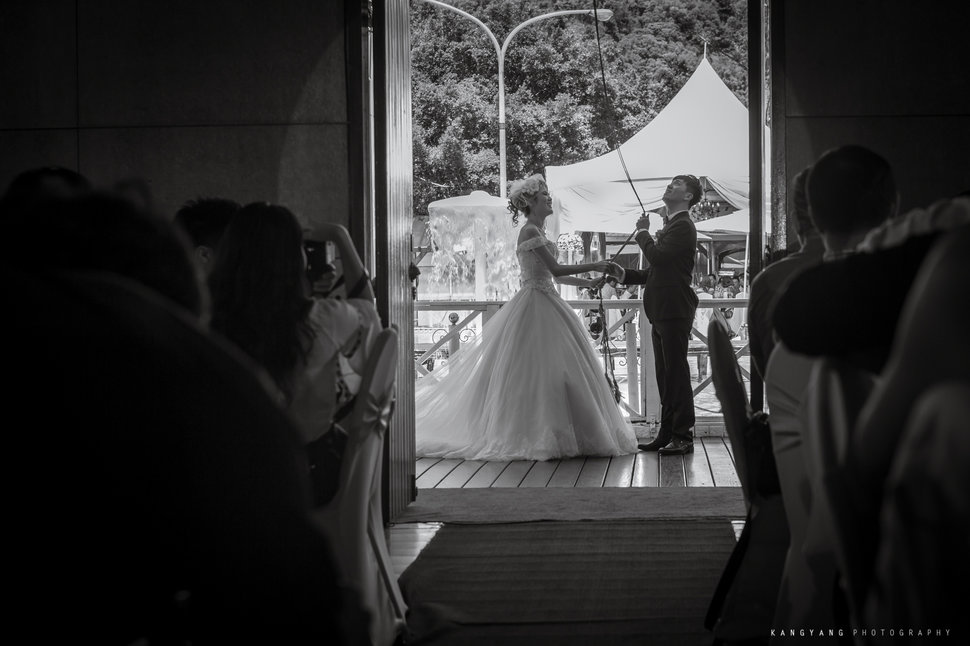 U&M 戶外證婚教堂婚禮@台北青青食尚花園/費加洛教堂(編號:307117) - 婚攝楊康影像Kstudio《結婚吧》