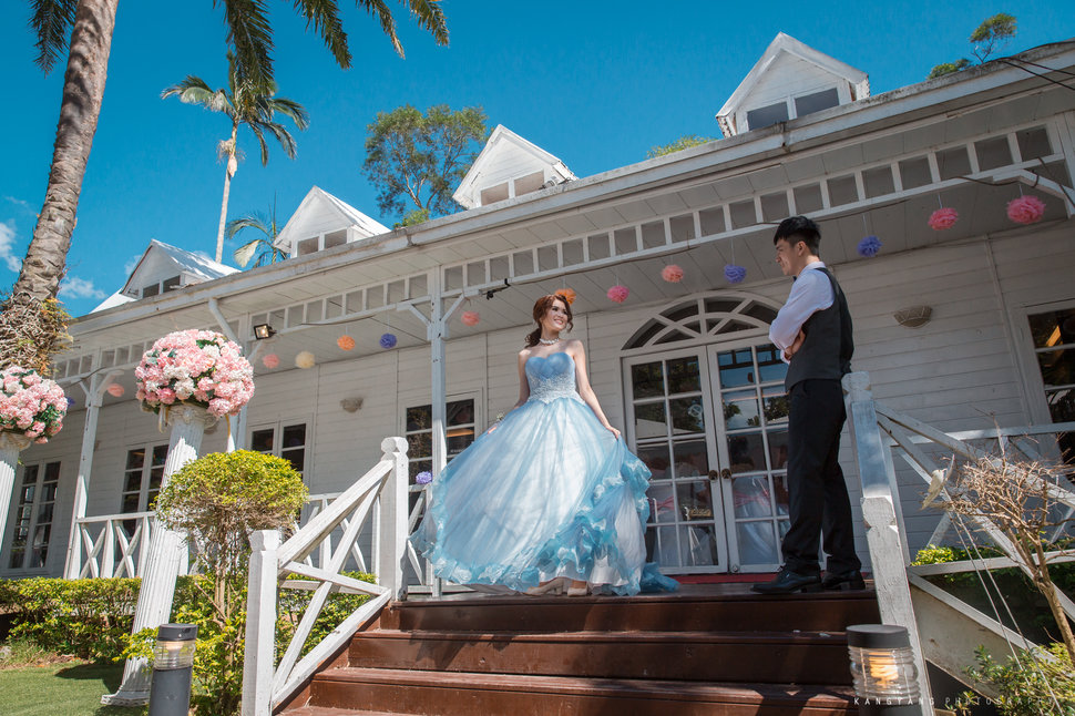 U&M 戶外證婚教堂婚禮@台北青青食尚花園/費加洛教堂(編號:307137) - 婚攝楊康影像Kstudio《結婚吧》