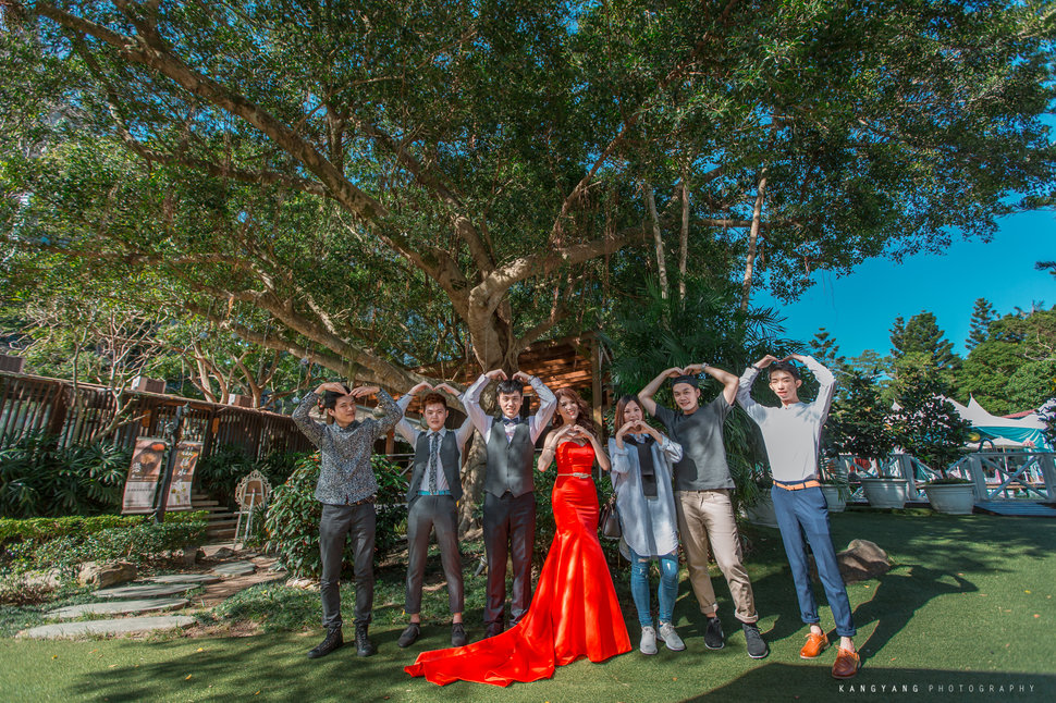 U&M 戶外證婚教堂婚禮@台北青青食尚花園/費加洛教堂(編號:307181) - 婚攝楊康影像Kstudio《結婚吧》