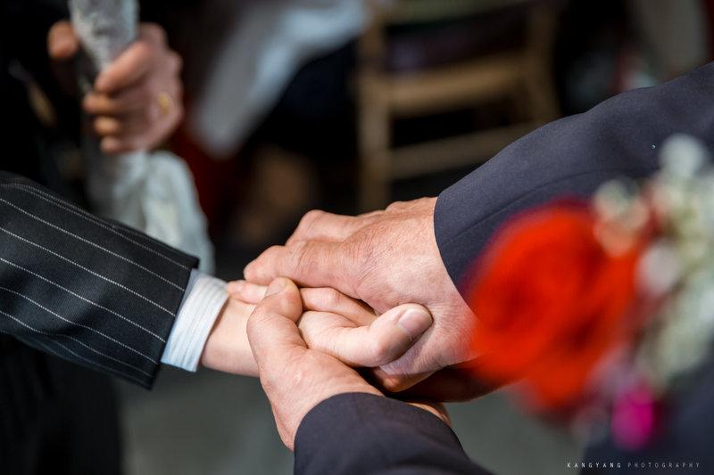 紅毯交手婚攝