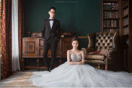 百二婚禮攝影-自助婚紗