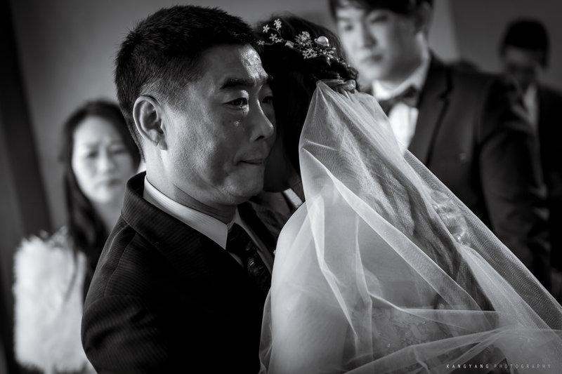 父女情深婚禮攝影