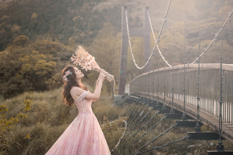 婚攝楊康影像-自助婚紗純拍攝方案作品