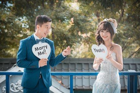 百二婚禮攝影-婚紗包套