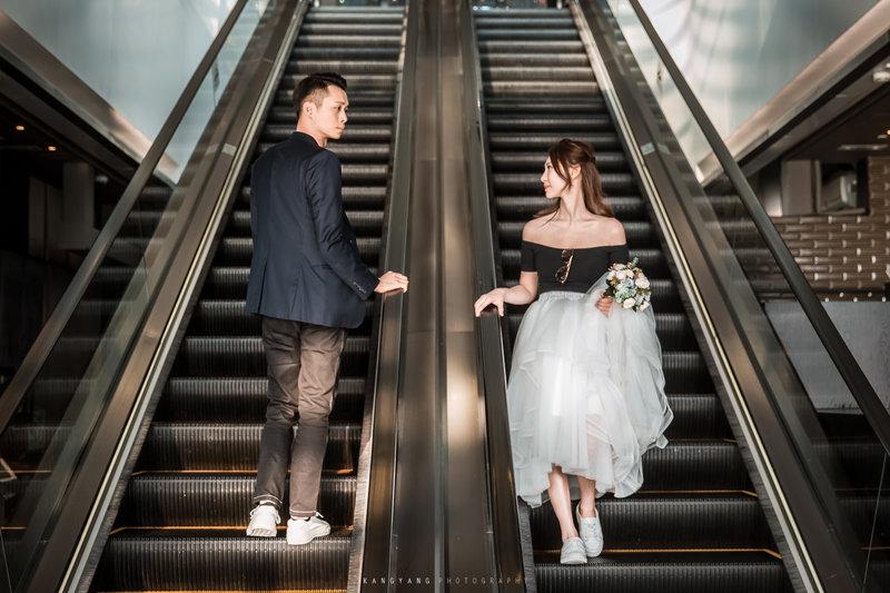 婚攝楊康影像-海外自助婚紗拍攝方案作品