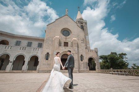 婚攝楊康影像-海外自助婚紗拍攝方案