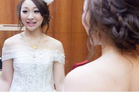 殷綺婚宴造型