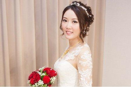 新娘秘書-瑄婚宴現場