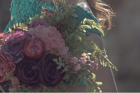 [小香-Abby] 婚紗造型 線條\溫度