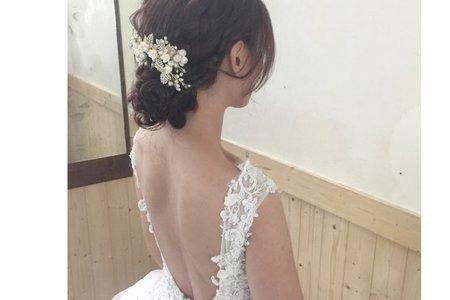 [小香-Abby] 婚紗造型 新娘小e
