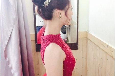 [小香-Abby] 新娘秘書 新娘造型