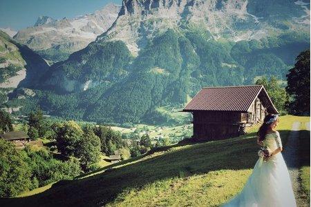 歐洲瑞士旅拍 花絮