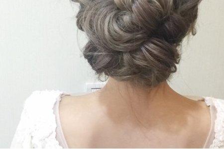 [小香-Abby] 日系風格 新娘髮型
