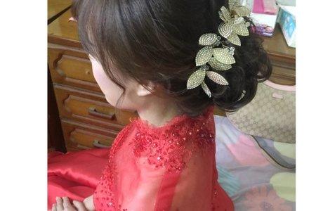 [小香-Abby] 新娘秘書 儀式新秘