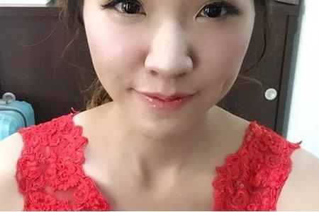 [小香-Abby] 婚紗造型 新娘庭庭