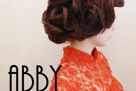 [小香-Abby] 優雅復古風