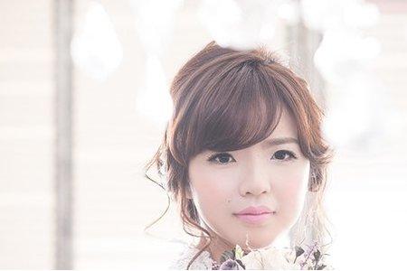 [小香-Abby] 新娘造型 日系氣質