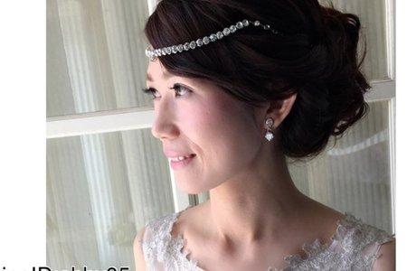 [小香-Abby] 婚紗造型 bride_美美
