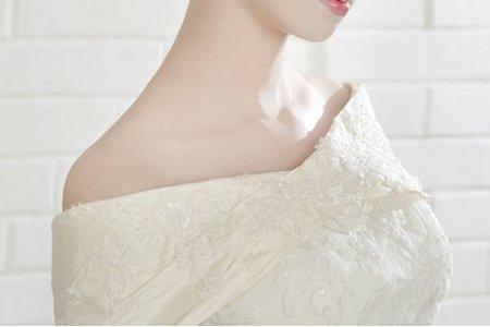 [小香-Abby] 新娘造型 樂樂