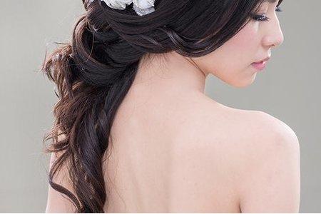 [小香-Abby] 新娘造型 KIKI