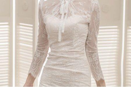 [小香-Abby] 新娘造型 日系盤髮