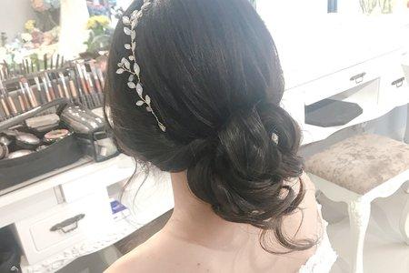 新秘小香-新娘造型