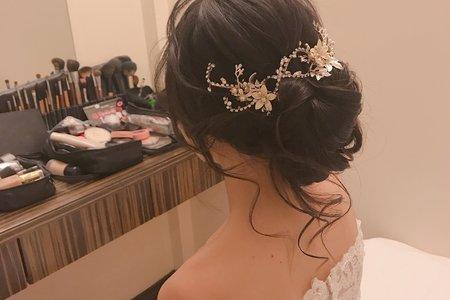 [新秘小香-Abby] 新娘造型