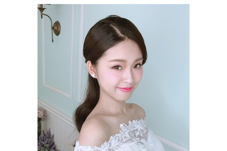[小香-Abby] 新娘造型 我簡約風格