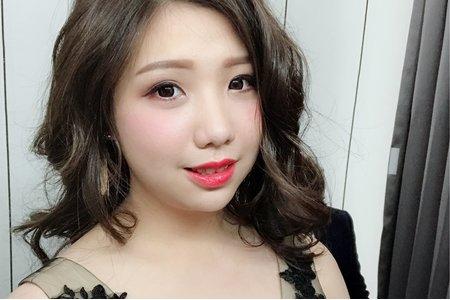 [小香-Abby彩妝造型] 婚紗拍攝造型花絮