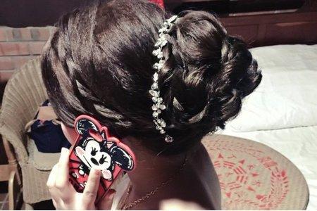[小香-Abby] 6.18 訂結儀式新娘秘書