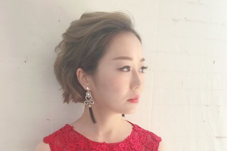 [小香-Abby] 短髮造型