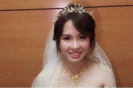 [小香-Abby]新娘秘書 宴客造型