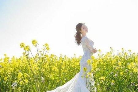 拍攝婚紗造型