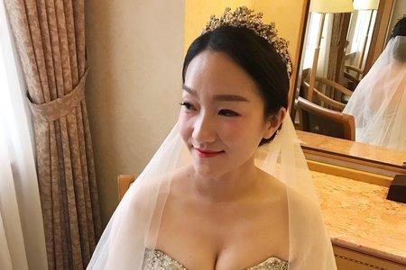 [小香-Abby彩妝造型]婚禮