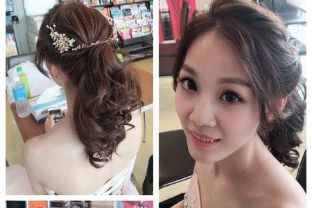 新娘造型 新娘化妝