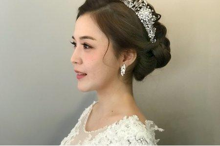 [小香-Abby]婚紗造型 澳門海外婚紗