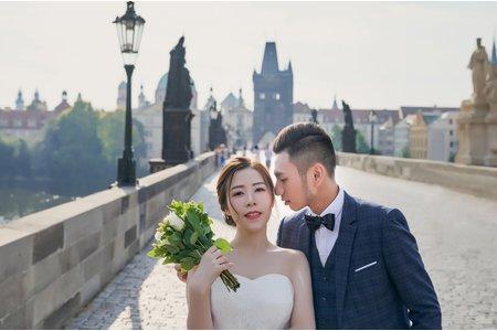 [小香-Abby] 海外婚紗造型 捷克 奧地利
