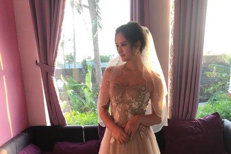 [小香-Abby] 婚紗造型