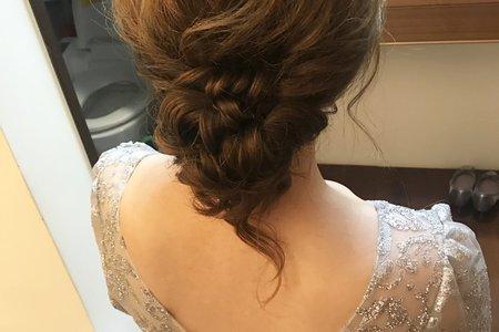 媽媽妝髮 作品