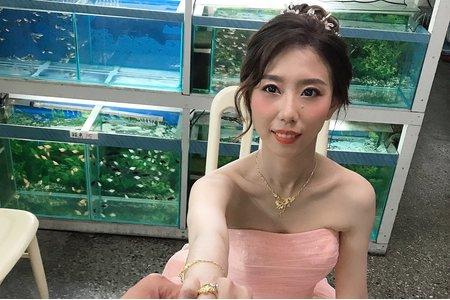 [小香-Abby] 新娘造型