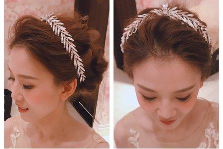 [小香-Abby] 新娘造型 文定喜宴