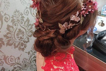 [小香-Abby] 新娘秘書 婚禮造型