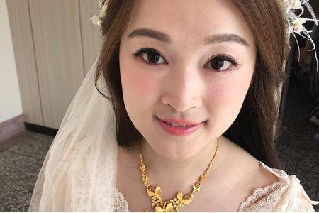 [小香-Abby]宴客婚禮造型
