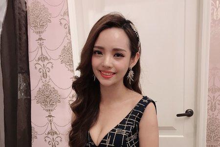 [小香-Abby]婚禮造型